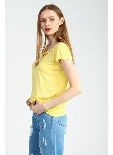 Collezione Tişört Sarı